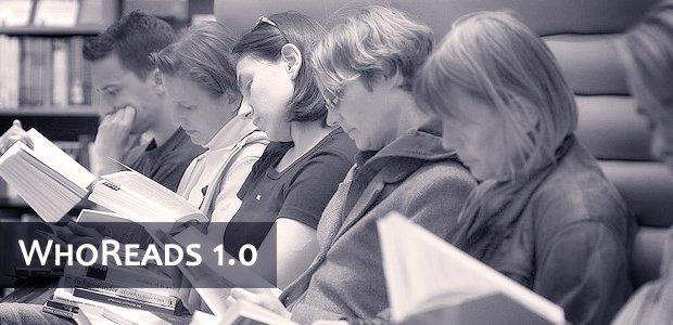 WHOREADS 1.0 - КТО ЧИТАЛ НОВОСТЬ